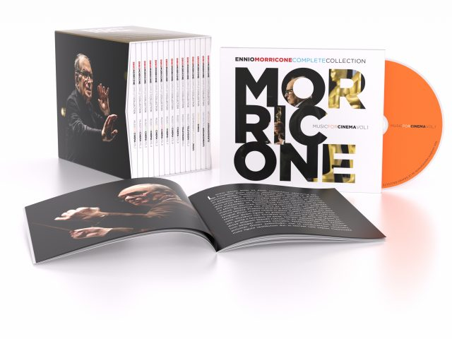 Ennio Morricone: al via la Complete Collection