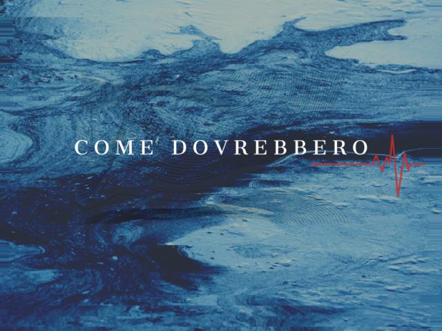 Come Dovrebbero, nuovo singolo scritto da Davide Ognibene e Simone Pozzati