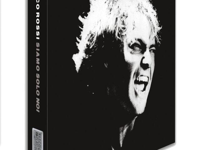 Siamo solo noi -R>Play Edition 40th di Vasco Rossi in tre versioni dal 18 giugno con un corto inedito