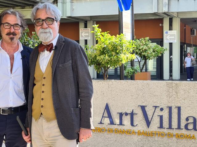 Peppe Vessicchio nuovo direttore musicale dell'Art Village di Roma