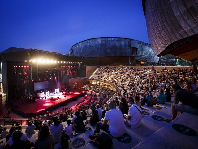Cavea – Auditorium: aumenta la capienza a 1500 posti