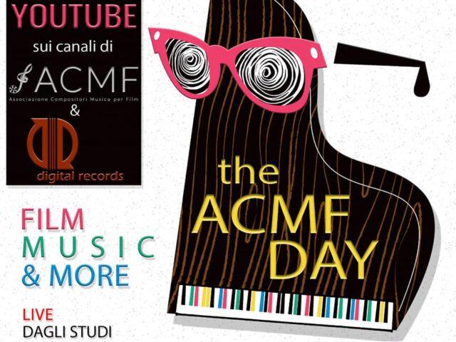 The ACMF Day il 19 giugno in concerto streaming dagli studi Digital Records
