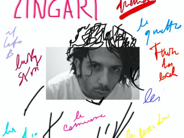 Prodotto da Diego Calvetti, godiamoci l'album Zingari di Daniele Barsanti