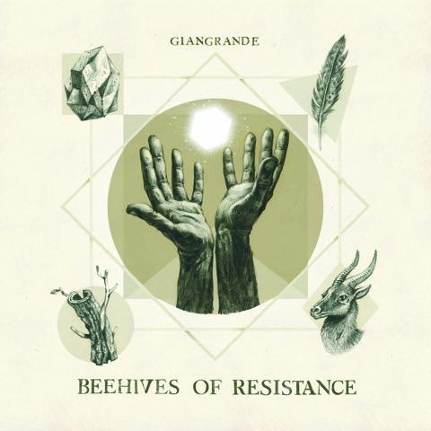 Giangrande – Beehives of resistance (Produzioni dal Bosco 2021) api e re silvestri
