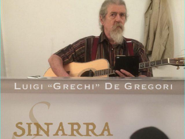 """Dopo aver pubblicato un brano nuovo ogni 21 del mese, Luigi """"Grechi"""" De Gregori ci ammalia con l'album Sinarra"""