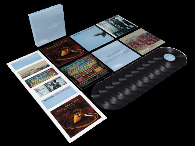 Mark Knopfler: un box per celebrare il debutto solista