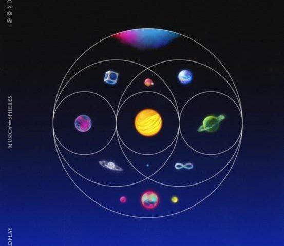Coldplay: il nuovo album è Music Of The Spheres