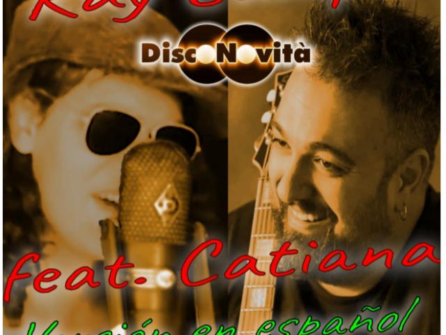 Ray Campa con Disco Novità: pubblicata anche la versione in lingua spagnola
