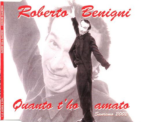 8 album e 5 singoli per Roberto Benigni: sarà premiato a Viareggio e poi a Venezia