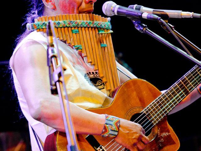 Namuda fest 12 luglio: Suonidos Della Pachamama (Madre Terra)