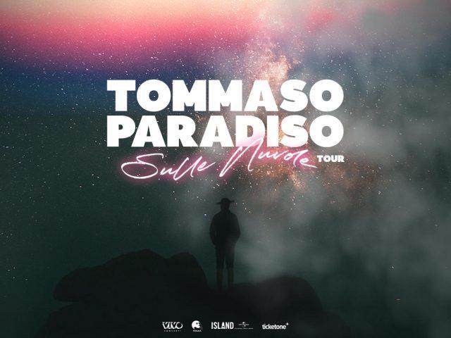 Sulle Nuvole Tour di Tommaso Paradiso riprogrammato al 2022
