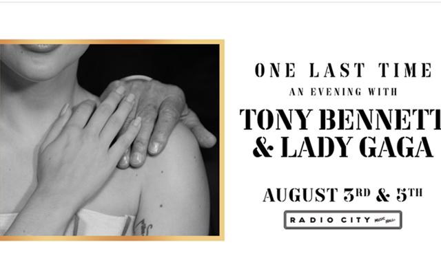 Tony Bennett e Lady Gaga: il 3 e 5 Agosto i loro imperdibili concerti a New York