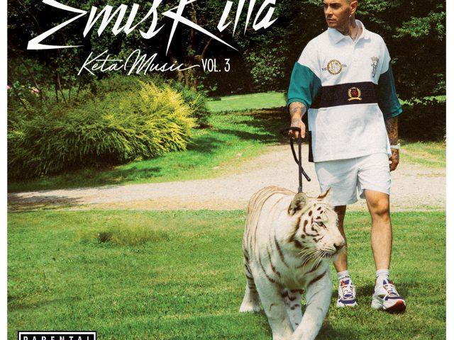 """Emis Killa :  annunciato il mixtape """"Keta Music Vol.3"""" fuori il 23 Luglio"""