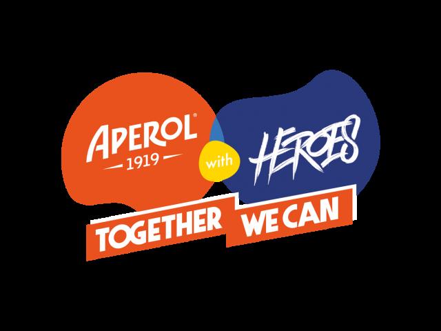 Aperol with Heroes: venerdì 17 e sabato 18 settembre 2021 all'Arena di Verona e in diretta streaming sulla piattaforma LIVENow.
