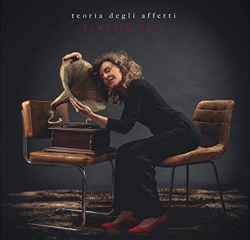 Claudia Fofi – Teoria degli affetti (cd Controvento / Dodicilune) una voce assai creativa