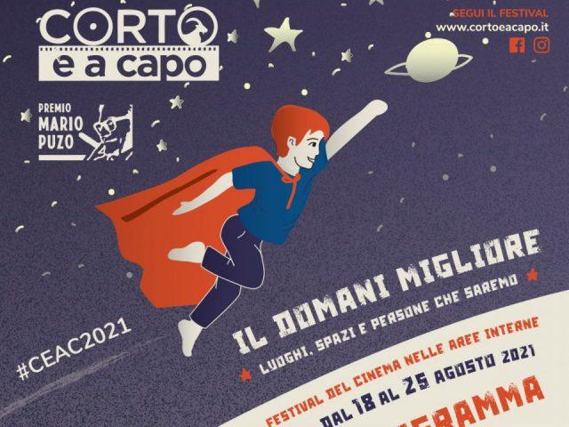 Dal 18 al 24 Agosto nelle province di Benevento e Avellino la VII Edizione di Corto e a Capo – Premio Mario Puzo