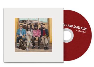Il nuovo disco dei Fast Animals and Slow Kids in uscita il 17 Settembre