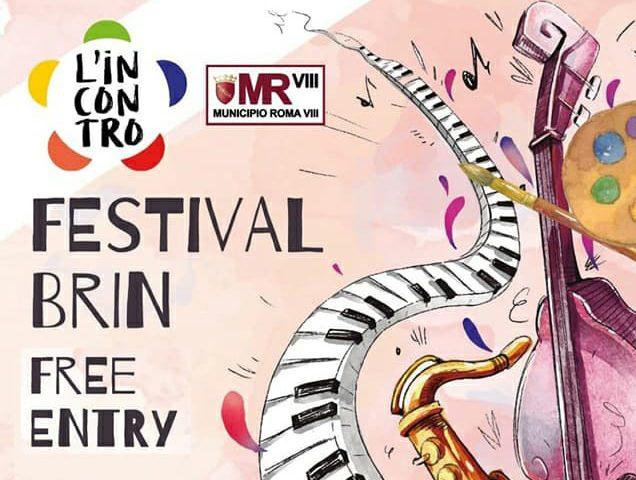 Festival Brin alla Garbatella di Roma da agosto a ottobre con tanti concerti a ingresso gratuito