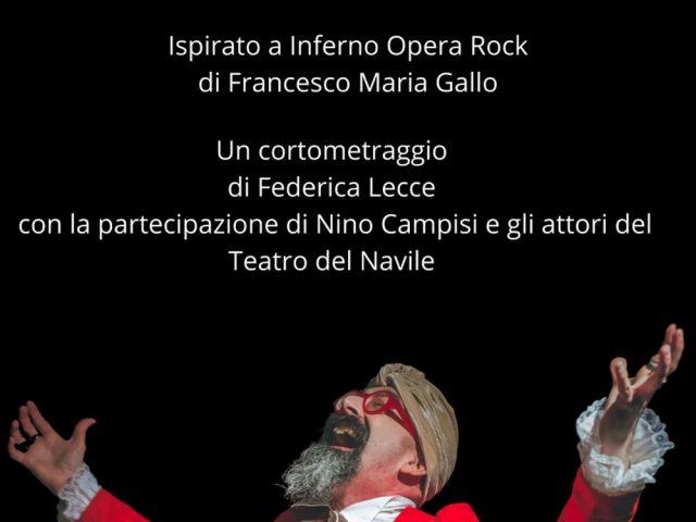 Il cortometraggio Caronte, ispirato ad Inferno l'opera rock di Francesco Maria Gallo