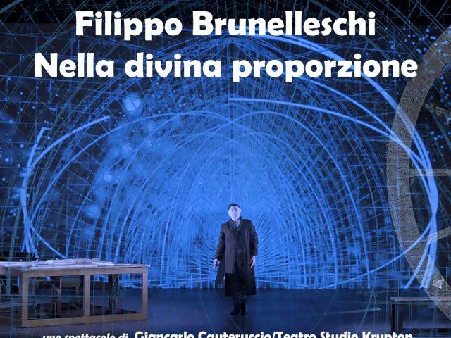 Gianni Maroccolo e la colonna sonora della video-opera teatrale Filippo Brunelleschi – Nella Divina Proporzione