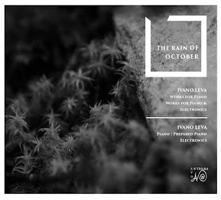 Ivano Leva – The Rain of October (NovAntiqua cd NA46) silenzio odoroso
