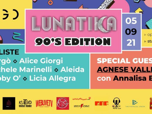 Lunatika: il 5 settembre a Roma la finale del contest tutto al femminile