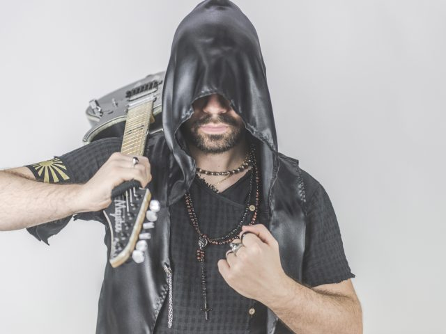 Il chitarrista rock Marco Angelo in due concerti vicentini