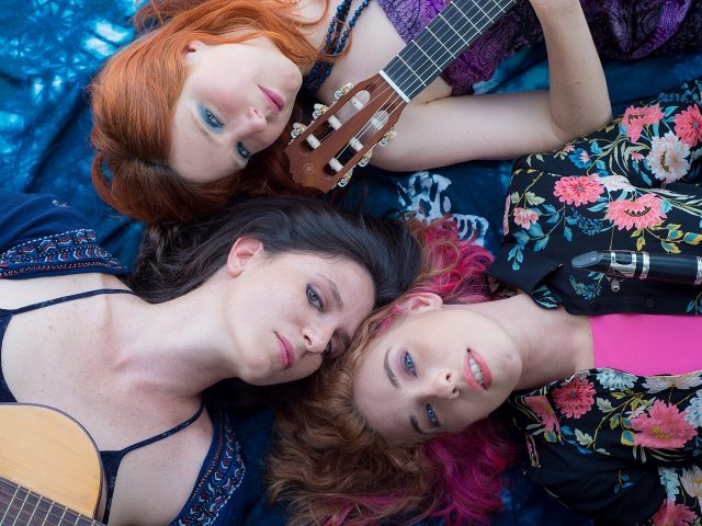 Nathalie, Sara Romano e Agnese Valle in tour