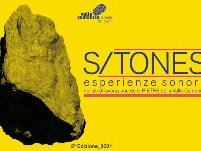 S/TONES festival musicale dedicato alla valorizzazione delle pietre della Valle Camonica