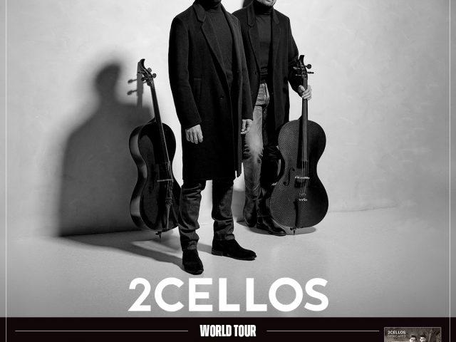 2Cellos il 20 Maggio 2022 al Mediolanum Forum Assago di Milano ed ora il nuovissimo album