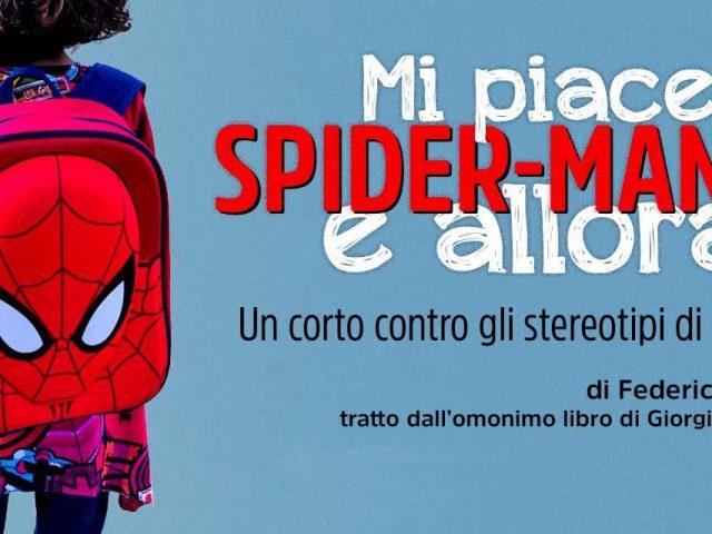 Grande serata in Piazza dell'Isolotto a Firenze con il cast dello short film Mi Piace Spiderman .. E Allora?