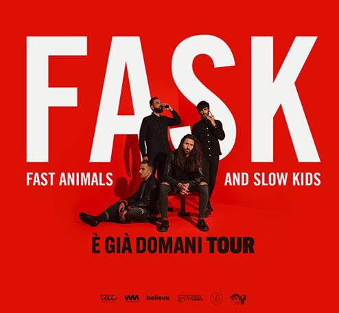 Il videoclip del brano Stupida Canzone dei FASK Fast Animals and Slow Kids