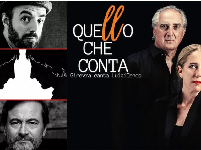 Ginevra Di Marco e Piji cantano Tenco e Gaber al Tor Bella Monaca Music Fest l'11 e il 12 settembre