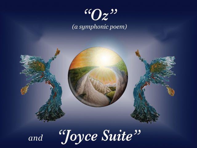 Giorgio Coslovich, dopo Winter Tales ecco Oz ed il ricordo di James Joyce a Trieste