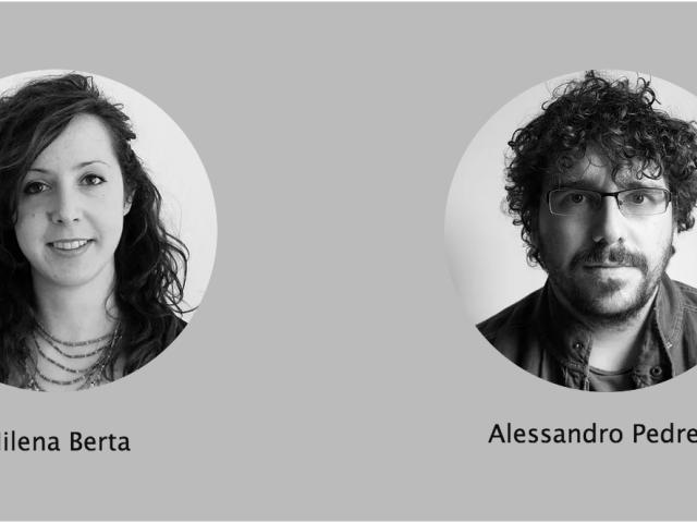 Intervista a Milena Berta ed Alessandro Pedretti, quelli delle installazioni ambientali permanenti in pietra, enfatizzate dai suoni