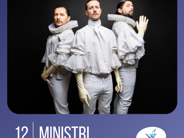 Domenica 12 Settembre i Ministri riceveranno la Targa Musica da Bere 2021