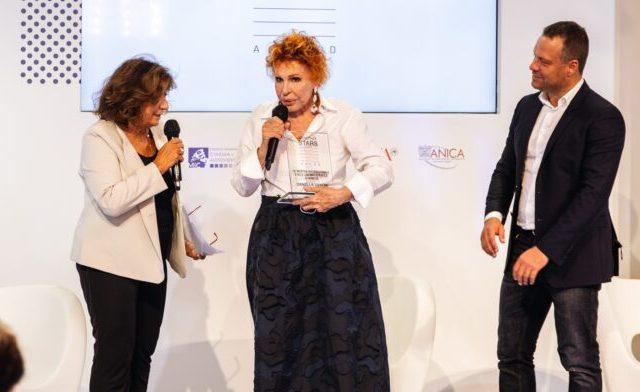 Ornella Vanoni e Gabriele Mainetti vincono il Soundtrack Stars Award 2021 al Festival del Cinema a Venezia