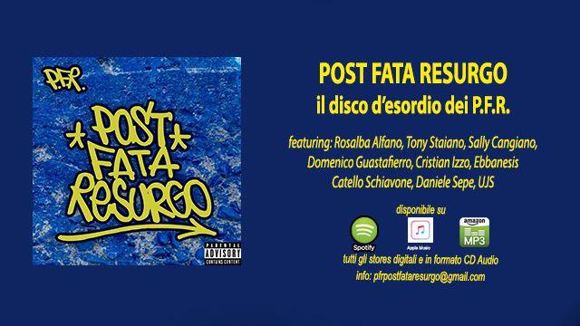 Concerto di presentazione del disco Post Fata Resurgo del duo P.F.R.