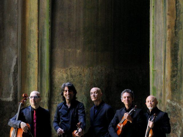 Tocca a Peppe Servillo e Solis String Quartet inaugurare il Festival d'Autunno 2021
