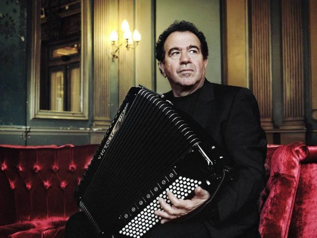 Richard Galliano chiude la stagione estiva di Santa Cecilia con un omaggio a Piazzolla