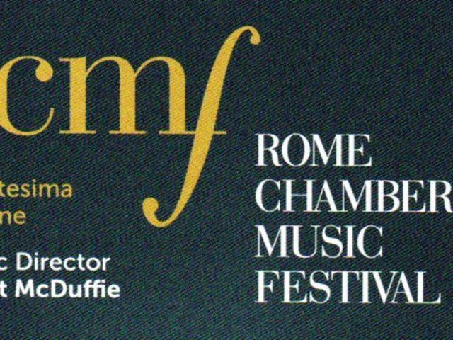 Presentato il Rome Chamber Music Festival dal 21 al 25 Novembre 2021, tra Beethoven, Bernstein e Frank Zappa