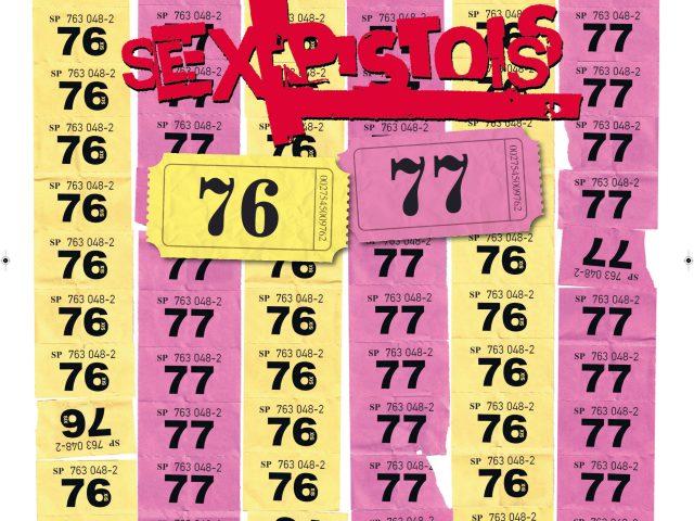 Sex Pistols: in arrivo il box 76/77