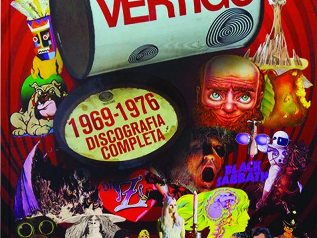 Vertigo, un libro che racconta la storica etichetta