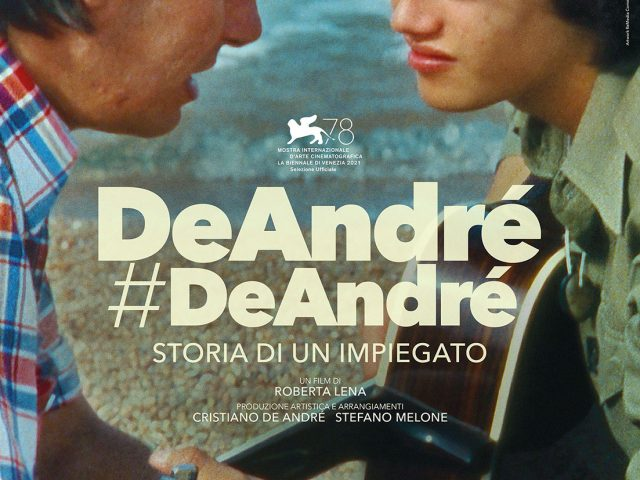 DeAndré#DeAndré – Storia di un impiegato al cinema il 25, 26 e 27 ottobre