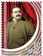 Il collezionismo su Enrico Caruso dai francobolli ai dischi: Venerdì 29 Ottobre ne parlerà Giancarlo Passarella