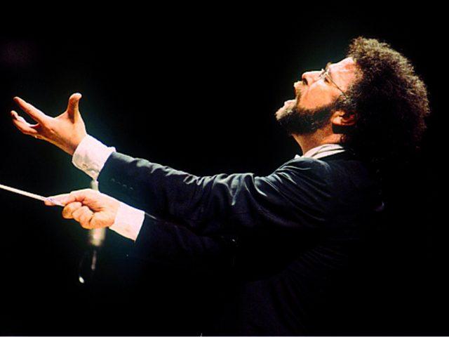Al via la stagione dell'Accademia Filarmonica Romana con un omaggio a Giuseppe Sinopoli