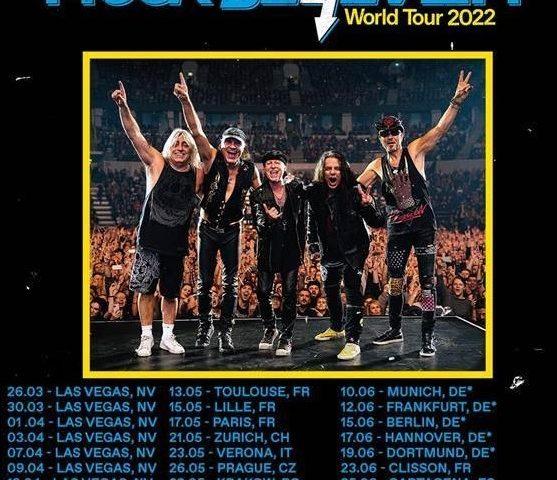 Scorpions: in arrivo Rock Believer e un nuovo tour