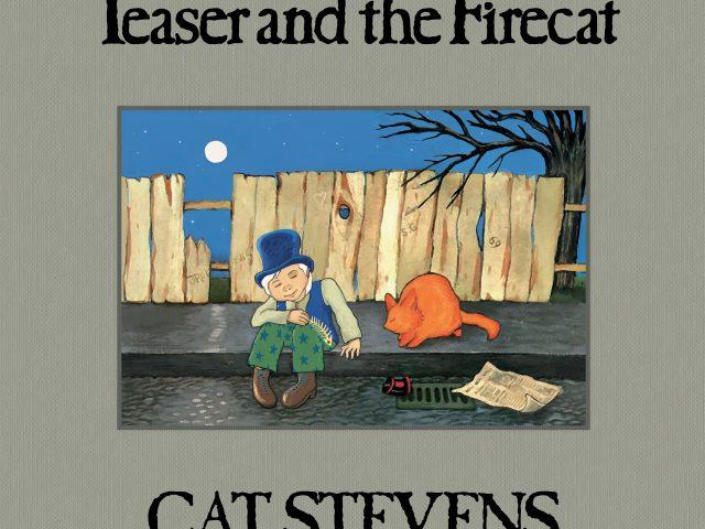 Yusuf/Cat Stevens: versione deluxe per Teaser and The Firecat
